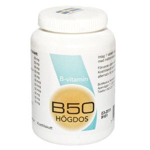 B50 Högdos 150 tabl, Biomedica